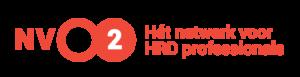 Logo NVO2, het netwerk voor HRD professionals